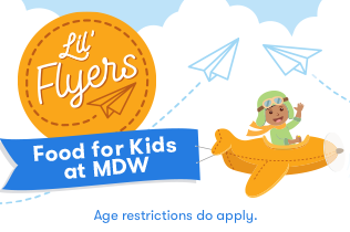 Kids' Meals at Midway