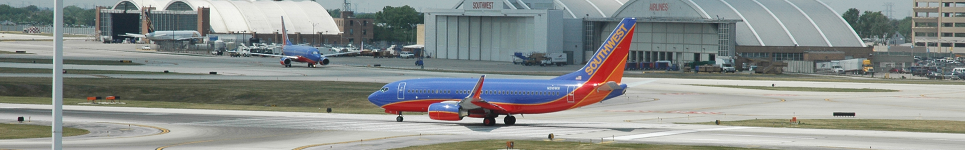 Midway Southwest Airline