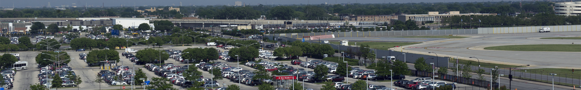 Midway Airport Parking >> General Parking Information Chicago Midway International Airport Mdw