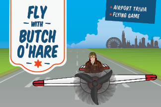 fly with butch